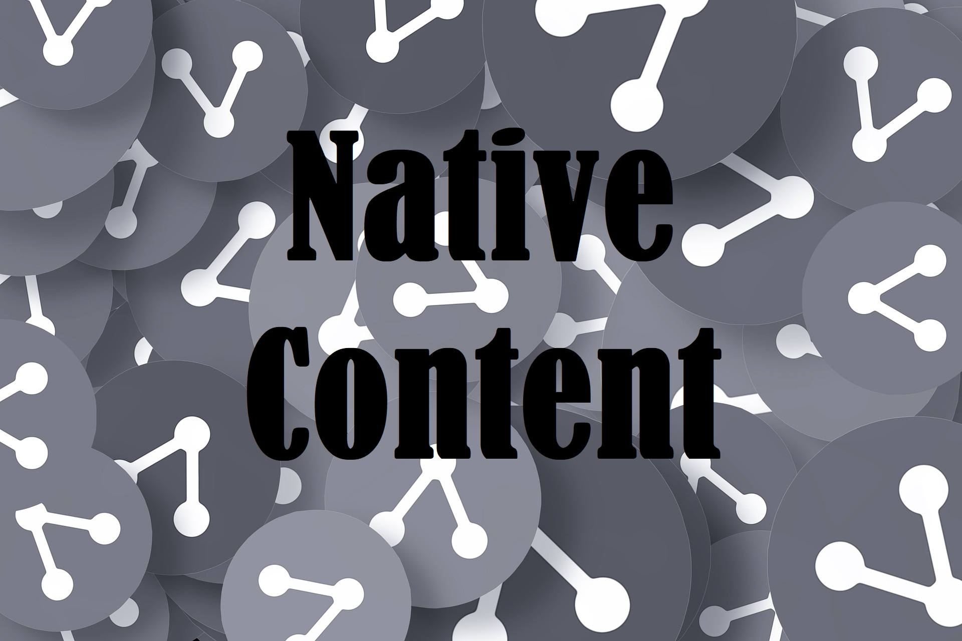 native content