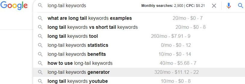 How to Increase Website Traffic with the Help of Long-Tail Keywords